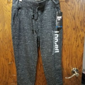 Dark Grey Tapout Joggers